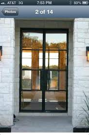 contemporary metal front doors amazing glass metal front door modern metal exterior doors