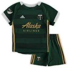 Timbers Toddler 2019 - Kit Portland Green Primary Adidas