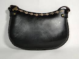 genuine natural leather skull handmade hobo purse bag y2