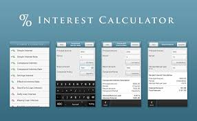 Loan Interest Calculator Interest Calculator ByteBau 8