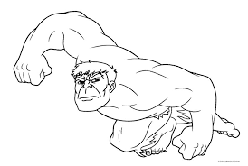 These coloring pages is really useful for early child education but you don't need become a teacher to create coloring books to print. Free Printable Hulk Coloring Pages For Kids