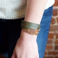 leather handmade bracelet fair trade bracelet jewelry with purpose leather jewelry men s women s