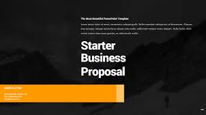 Business Proposal Powerpoint Business Proposal Powerpoint Template