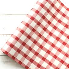 paper table runners rolls paper table runner roll by painted red check pattern from on studio paper table runners