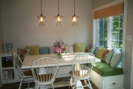 most seen images in the cozy corner banquette seating to beautify your kitchen gallery
