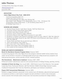 Sample College Application Resume Ivy League Cv Resume