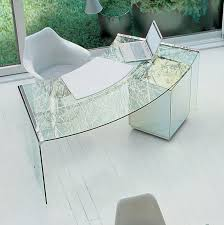 nervi glass office desk. brilliant white glass office desk curved google search pinterest desks glasses nervi