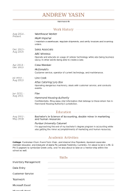 Warehouse Job Description Resumes - Boat.jeremyeaton.co