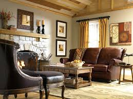 decor ideas for living room with brown leather furniture best classic country  rustic decorating nice classi
