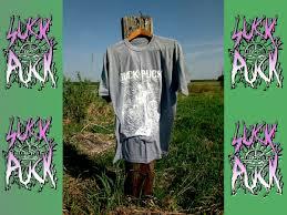diy screen printed black sea ravers grey t shirt