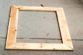 diy wooden frames inspirational picture frame ideas making yours like never before diy wooden bed frames diy wooden frames