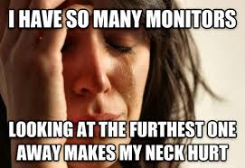 Geek-Themed Meme: It's a real pain in the neck | Network World via Relatably.com
