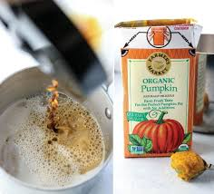 pumpkin e latte recipe detoxinista