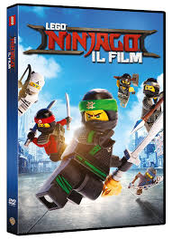 Lego Ninjago - Il Film (1 DVD): Amazon.de: Jackie Chan, Dave Franco, Fred  Armisen, Kumail Nanjiani, Michael Pe?a, Abbi Jacobson, Zach Woods, David  Burrows, Alex Kauffman, Justin Theroux, Charlie Bean, Paul Fisher,