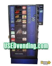 Used Vending Machines Phoenix Unique FMR48 Combo Machine Used Antares Machines Antares Vending Machines