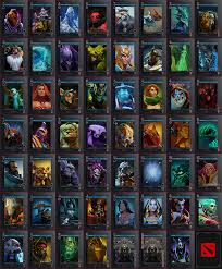 dota 2 heroes poker characters playing cards dota 2 store
