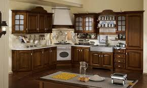 Delightful Modern Modular Solid Wood Kitchen Cabinet Image Amazing Pictures