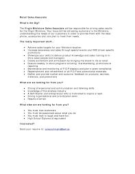 Retail Job Description Resume Sales Associate Job Description Resume Copy Retail Sales Associate 62