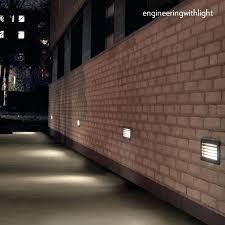 outdoor wall lighting ideas. Amazing Recessed Outdoor Wall Lights Light Fixtures Intended For Plan Ip67 With Regard To Exterior Modern Lighting Ideas H
