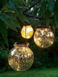 outdoor lighting balls. Exellent Outdoor LED Fairy Dust Ball  How To Add Whimsy Your Garden Whimsy Throughout Outdoor Lighting Balls