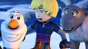 Lego Frozen Northern Lights 2016 Lego Disney Frozen Northern Lights Official Trailer Disney
