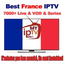 7000+ 4K <b>HD</b> Live VOD series <b>IPTV subscription</b> France <b>Italy</b> ...