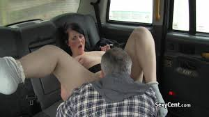 Tattooed hottie anal banged in fake taxi on GotPorn 5432927