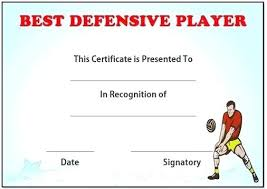 volleyball certificate template volleyball award template basketball certificate volleyball award