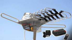 tv antenna booster. wa-2608 36db 360° super booster vhf/uhf/hdtv outdoor tv signal antenna - youtube tv f