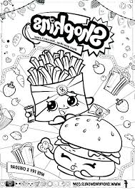Shopkins Printable Coloring Sheets Printable Coloring Pages Elegant