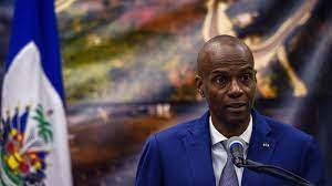 Haitian president assassinated at his home