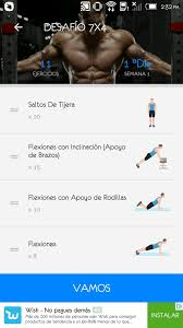 home workout no equipment image 3 thumbnail