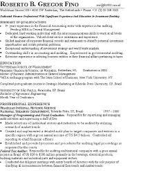 Banking Resume Samples Investment Banker Resume Examples Sample Resume Resume Examples