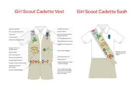 26 Competent Girl Scout Daisy Vest Size Chart