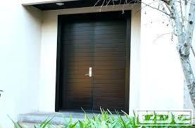 modern front double door. Modern Double Front Doors Exterior Entry  Contemporary With . Door U