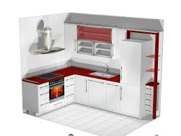 l shaped small kitchen design