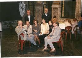 File:Florence Richter avec Gaston Compère, Patrick Virelles, Anne ...