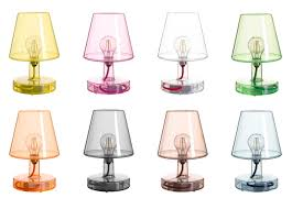 Fatboy Lights 100 Fatboy Transloetje Colours Touch Lamp Table Lamp
