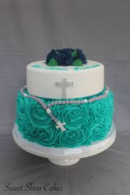 Baptism Cake Cakecentralcom