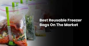 Best Reusable Freezer <b>Bags</b>: A Complete Buyer's Guide [For 2020]