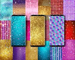 Glitter live wallpaper for Android ...