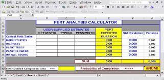 Pert Cpm Chart Pert Cpm Chart Template For Excel Templates Chart Calculator