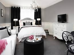 Pink Bedroom Furniture For Adults Pink Black And White Bedroom Ideas