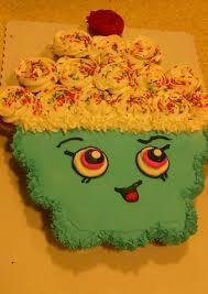 10 Girl Birthday Pull Apart Cakes Photo Princess Dress Pull Apart