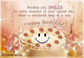 Browse happy birthday greetings to a friend, bday cards for best ... via Relatably.com