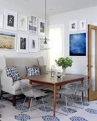 Small Space Interior Narrow Row House Dining Nook Home Decor Interior