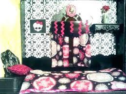 Monster High Bedding Monster High Bedding Set Twin Monster High ...