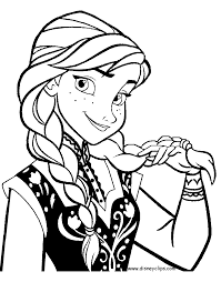 Small Picture FROZEN COLORING PAGES Coloring Pages