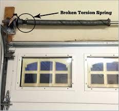 garage door torsion springs replacement parts melbourne fl color code