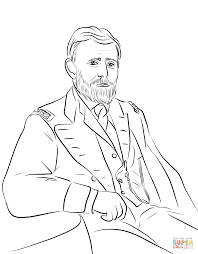 Union Soldier Coloring Page With Special Captain America Winter